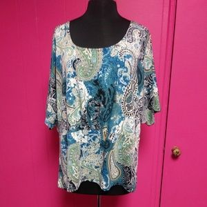 Colorful Tunic Cute for the Summer